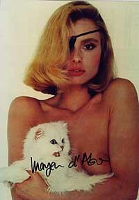 Kara Milovy - The Complete History of Bond Girls   Complex