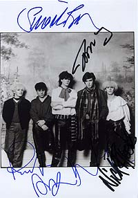 item no 10063 cast autograph quotduran duranquot bbc 007