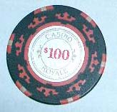 Rare casino poker chips